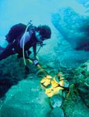 Shipwrecks and Ceramics-  Archaeology off the Absheron coast