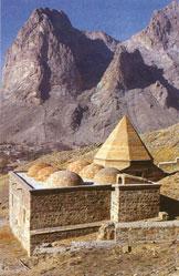 Alinja Khanagah, 12th-13th centuries