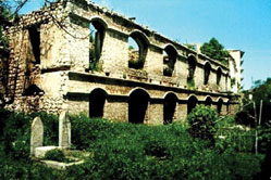 Albanian monuments, destroyed in Azerbaijan's occupied territories