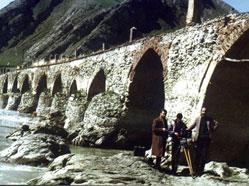 Khudafarin bridge