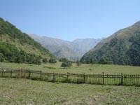 Azerbaijan's natural beauty