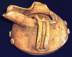 Wine jug with lip (2nd century BC)