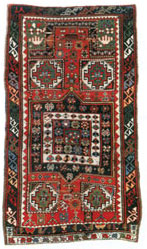 Karabakh carpet, late 19th century, the Dickson collection, USA