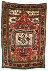 Karabakh carpet, 1870, Herbert Eksner, Germany