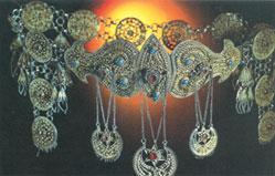 Karabakh women jewellery