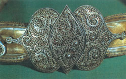 Karabakh women jewellery