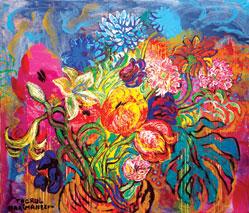 Flowers, 2001