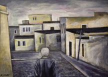 """Works from the series """"Baku and Bakuvians"""""""