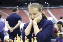 Valentina Gunina of Russia