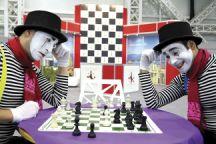 Pantomime chess