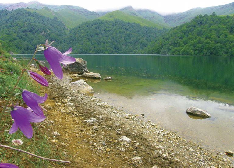 Lake Maral Gol