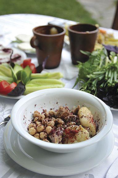 Piti, Sheki's signature dish