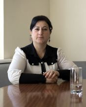 Farida Jabbarova was 21 when her husband went missing in Khojaly. Photo: Tom Marsden