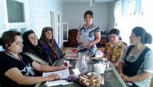 Family gathering in Lerik, December 2014. Photo: ICRC