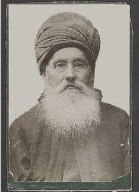 Khadija's father - Aliaddin Efendi Subhanqulov, Deputy Mufti in Tiflis