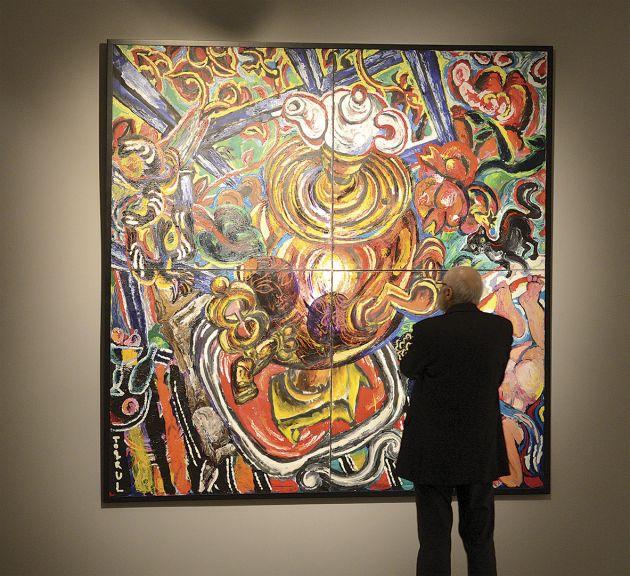 Картинки по запросу Art Gallery named after Sattar Bahlulzade