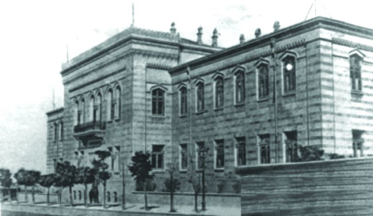 Tartar Girls' School, Baku