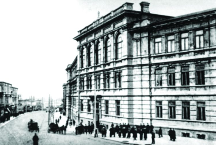 Tartar Boys' School, Baku