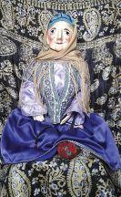 Grandmother by Sanubar Samedova