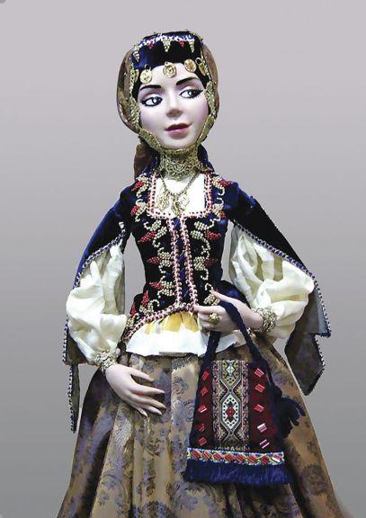 Ismayilli Girl by Aybeniz Yusubova