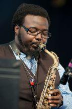 Saxophonist Godwin Louis. Photo: Vishal Nayak
