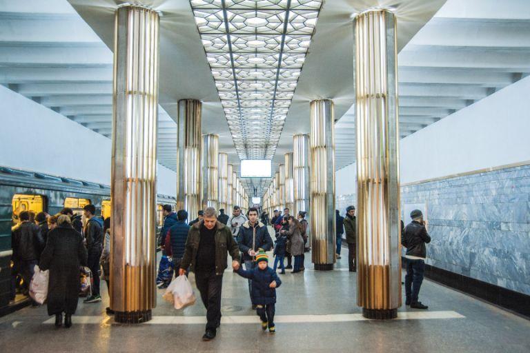 Qara Qarayev station