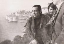 Rashid Behbudov, Rovshan Rzayev – Dubrovnik, Croatia. December 1972