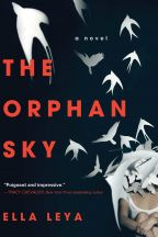 The photographs accompanying the article were taken at the launch of The Orphan Sky in London on 27 May